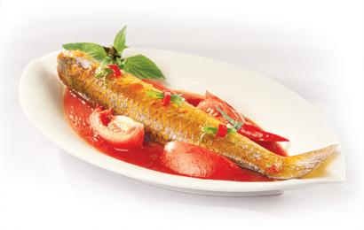 Cách làm cá đối biển sốt cà chua đơn giản mà lại ngon tuyệt cú mèo