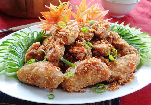 Cách làm cánh gà chiên tỏi ớt nhìn là thấy đẹp, ăn là thấy mê ngay 1