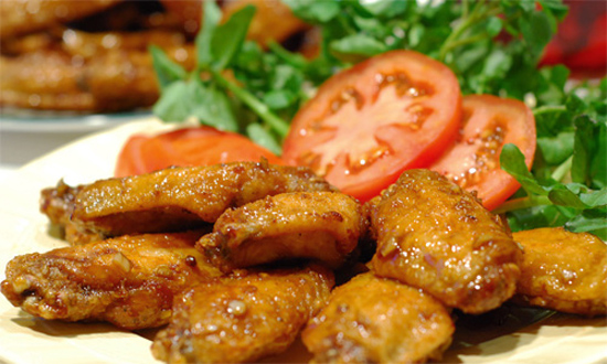 Cách làm món cánh gà chiên bơ nóng hổi, thơm phức khó cưỡng lại