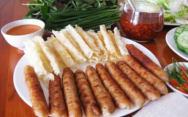 Cách làm nem nướng Ninh Hòa, một món đặc sản của vùng đất Nha Trang