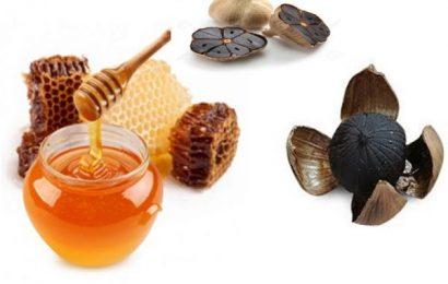 Bài thuốc thần kì với cách làm tỏi đen ngâm mật ong