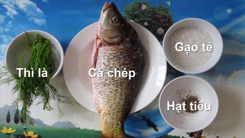 Cách nấu cháo cá chép ngon cho bà bầu
