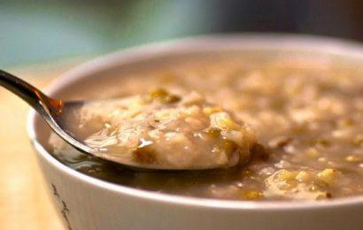 Cách nấu cháo ếch cho bé 7 tháng thơm ngon, bổ dưỡng đúng điệu nhất