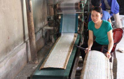 Máy làm bánh đa nem hiện đại giúp tiết kiệm và nâng cao hiệu quả