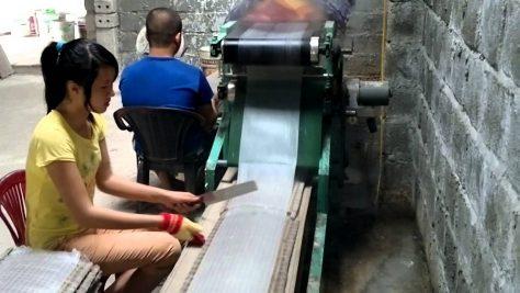 Máy làm bánh đa nem hiện đại giúp tiết kiệm và nâng cao hiệu quả 2