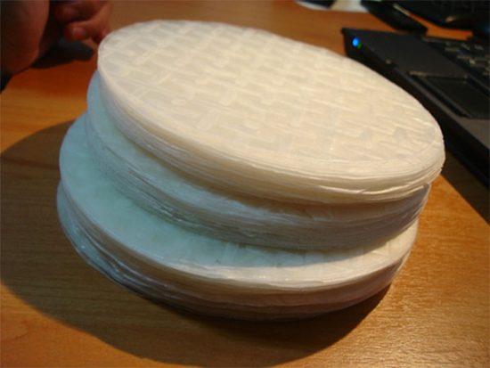 Vỏ bánh đa nem ngon quyết định đến chất lượng của bánh đa nem rán 1