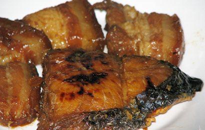 Cách kho cá biển nướng ngon, thơm ngọt chẳng khác gì cá tươi