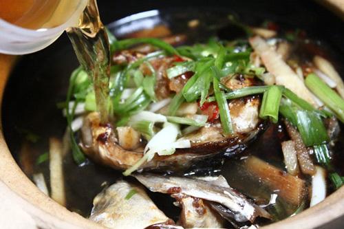 Cách kho cá biển với riềng vừa thơm, vừa bớt tanh và ngon đến mê ly 3
