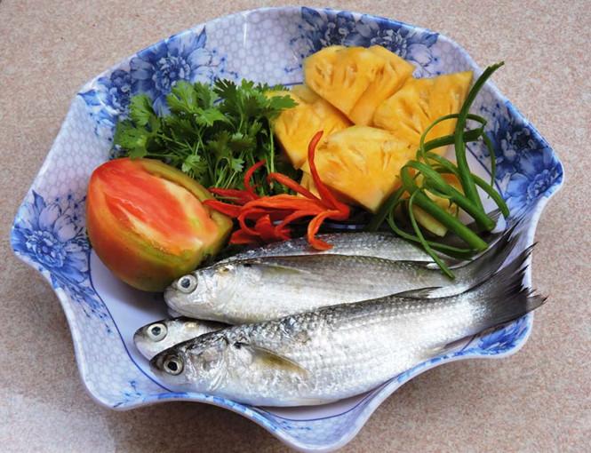 cách kho cá đối với cà chua