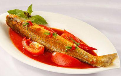 Cách kho cá đối với cà chua trông đẹp mắt ăn thì mê tít