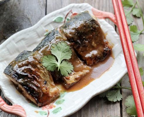 Học hỏi người Nhật cách kho cá saba Nhật đúng kiểu đúng vị nhất