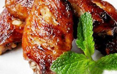 Cách làm cánh gà nướng BBQ thơm ngon hấp dẫn