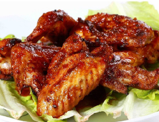 cách làm cánh gà nướng muối ớt