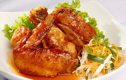 Cách làm cánh gà xào chua ngọt cực ngon, cực hấp dẫn