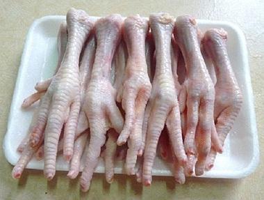 cách làm chân gà nướng muối ớt ngon