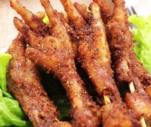 Thêm gia vị ướp chân gà nướng vào sổ tay nấu ăn của bạn