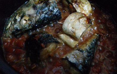 Trổ tài nấu nướng với cách làm món cá kho cà chua đặc biệt này