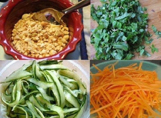 Cách làm nộm dưa chuột với cà rốt thơm mát và ngọt vị chưa từng thấy 2