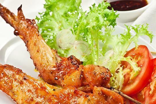 Cách ướp cánh gà nướng BBQ ngon đúng chuẩn nhà hàng