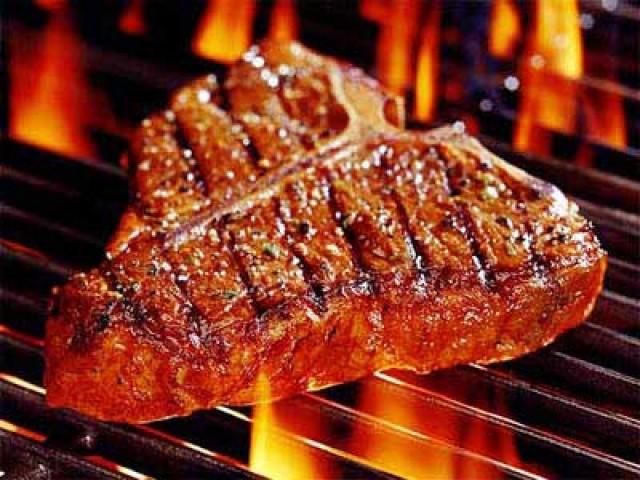 Cách ướp thịt trâu nướng tảng cho món ăn đượm vị khó quên 1