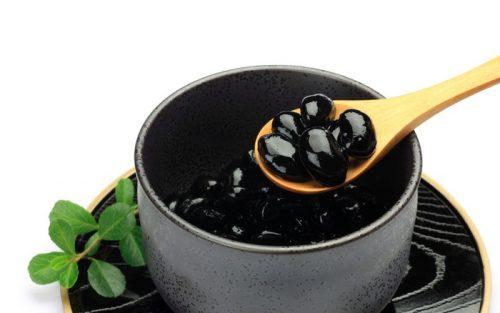 Khám phá cách làm và hiệu quả giảm cân của đậu đen ngâm dấm táo 1