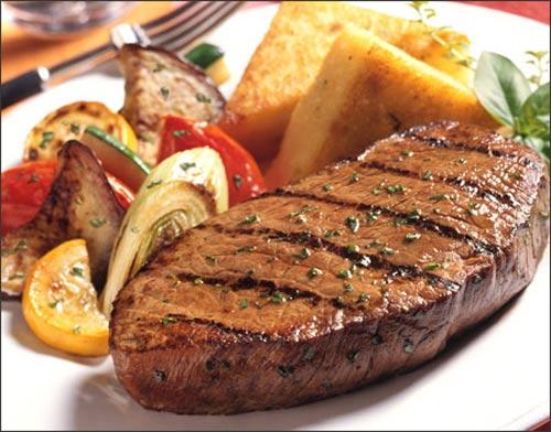 Kết quả hình ảnh cho thịt bò nướng tảng