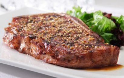 Chiêm ngưỡng thịt trâu nướng tảng mềm thơm đầy quyến rũ