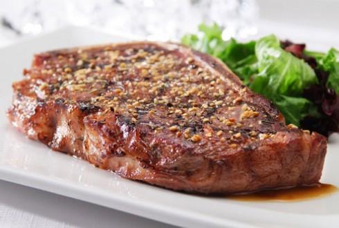Chiêm ngưỡng thịt trâu nướng tảng mềm thơm đầy quyến rũ 1