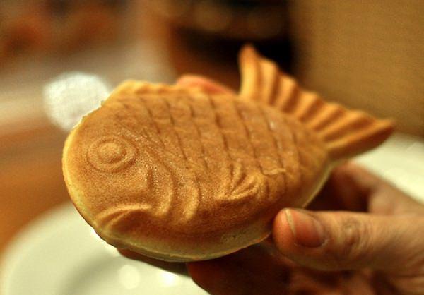 Hấp dẫn món bánh cá nướng Taiyaki Nhật Bản vừa đẹp vừa thơm 8