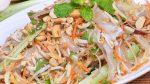 cách làm gỏi tai heo bắp cải