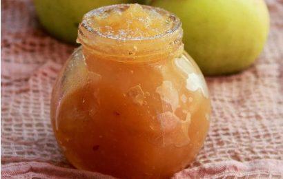Em vào bếp chia sẻ cách làm mứt táo ăn bánh mì cho bữa sáng