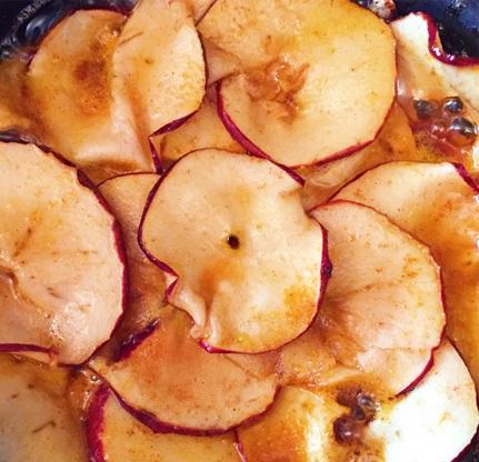 cách làm mứt táo không cần nước vôi