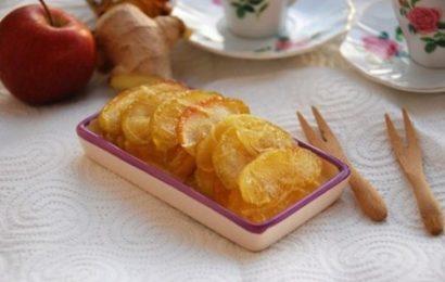 Cách làm mứt táo Mỹ ngon ngọt giúp gia đình ăn Tết thêm vui