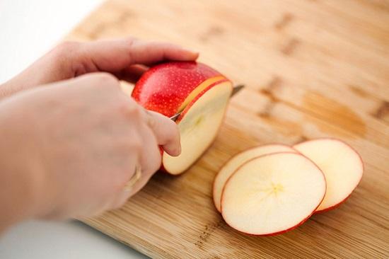 cách làm mứt táo Mỹ
