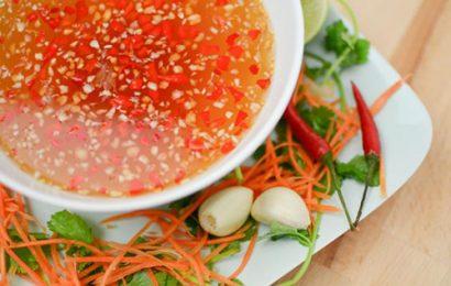 Giới thiệu 3 cách làm nước chấm chua ngọt ngon nhất quả đất