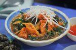 cách làm ốc xào chuối đậu thập cẩm dừa