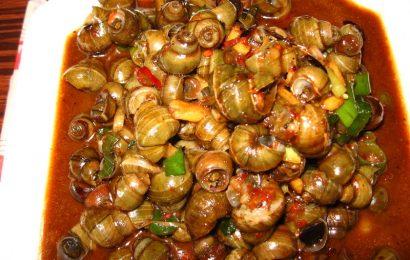Cách làm ốc xào dừa Hải Phòng thơm ngon ăn hoài không ngán