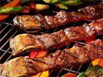 cách làm thịt bò nướng sa tế