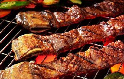 Cách làm thịt bò nướng sa tế theo kiểu mới nhất