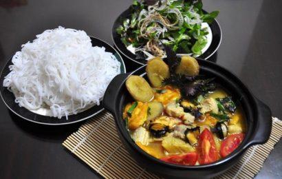 Cách nấu ốc bươu vàng nấu chuối thơm ngon đến miếng cuối cùng