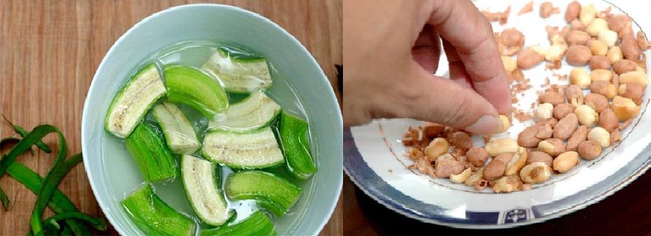 Thơm ngon, lạ miệng với cách nấu ốc bươu xào chuối xanh đặc biệt 4