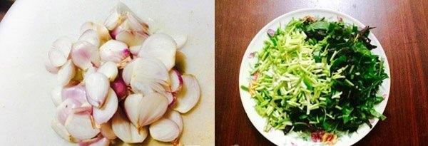 Cách nấu ốc om chuối xanh tuy đơn giản mà ngon không tưởng 2