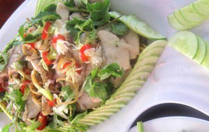 Cùng khám phá cách làm gỏi cá lóc cực chuẩn Nam Bộ