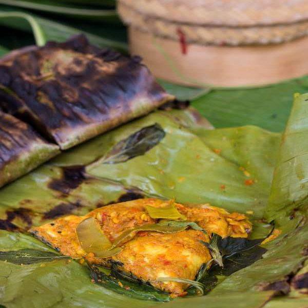Món cá nướng lá chuối vô cùng độc đáo với hương vị lạ miệng 1