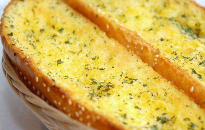 Ngon – độc – lạ với cách làm bánh mì nướng bơ đang gây HOT