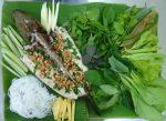 cách làm cá nướng bằng lò nướng 2