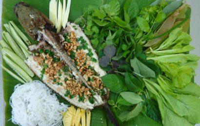 Cách làm cá nướng bằng lò nướng chuẩn nhà hàng