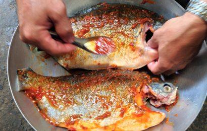 Cách làm món cá nướng muối ớt đậm vị quê hương