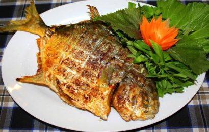 Cách làm món cá nướng ngon và không còn mùi tanh
