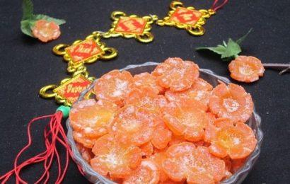 Liệu cách làm mứt cà rốt không cần phèn chua có thành công không?
